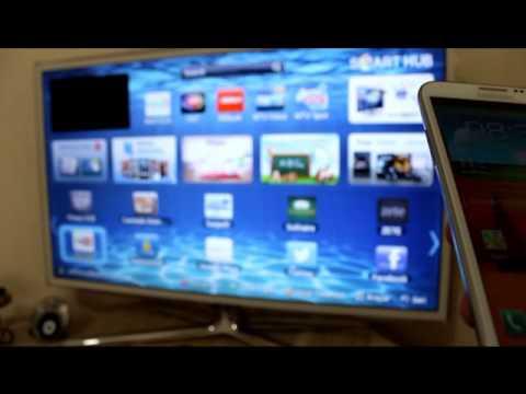 Samsung Akıllı Tv ile Samsung Akıllı...