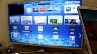 Samsung Akıllı Tv ile Samsung Akıllı Telefonun Birlikte Yapabildikleri