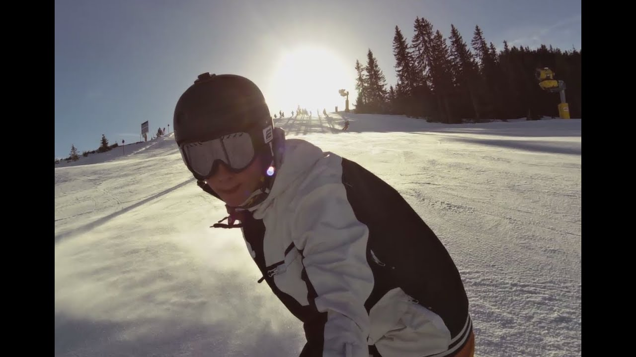 Snowboard / ski trip in skicircus 2016 | saalbach hinterglemm leogang fiberbrunn
