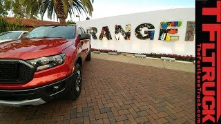 The Ford Ranger Is Back! Here'S Your Early Look At Ford'S Tacoma Fighter