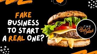 Making A Fake Business A Reality!