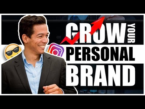 6 HACKS to GROW YOUR PERSONAL BRAND FAST! 😱