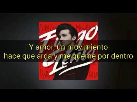 Drake Bell - Fuego Lento Versión Español (Letra)