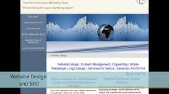 Tayloe Marketing Website Design, Internet Marketing, and Video Production Services For Venice FL