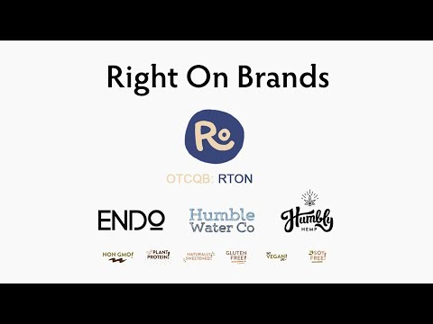 1-17-18 SmallCapVoice Interview with Right On Brands, Inc. (RTON)