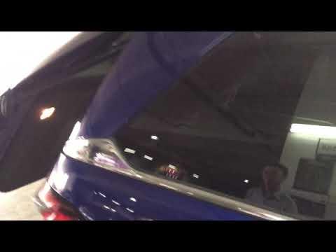 Honda Odyssey👉2018 Installed Electronic Tailgate Lift N Vaccum Lock