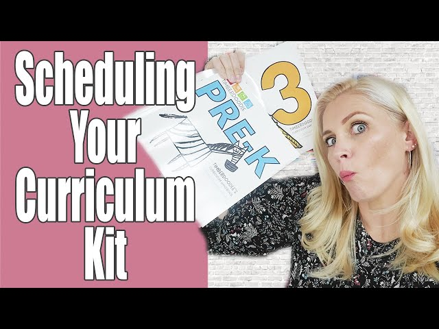 SCHEDULING YOUR CURRICULUM KIT | Using the Timberdoodle Online Scheduler and Handbook