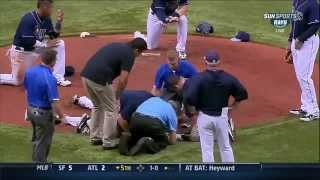 Worst Baseball Injury Ever