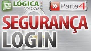 Vídeo Aula 49 - Parte 04 - Sistema de Login permissão de acesso a formulários