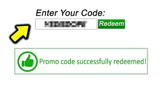 ( OUTDATED ) Roblox - EB Games black Friday promo code LEAKED!!!