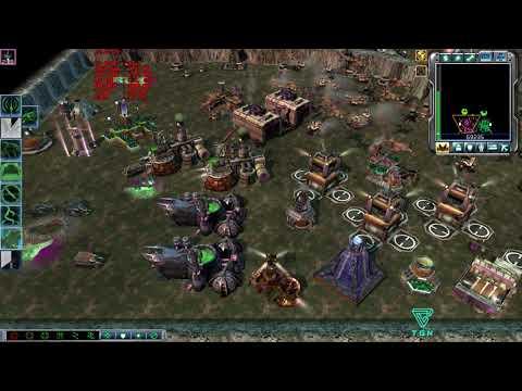 (Special) CnC 3 Forgotten Super Compstomp 2vs2 Forgotten vs Srcin #1 HD
