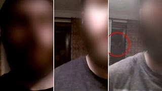 GHOST CAUGHT ON SNAPCHAT STORY?