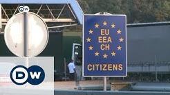 Kroatien lenkt im Grenzstreit ein   DW Nachrichten
