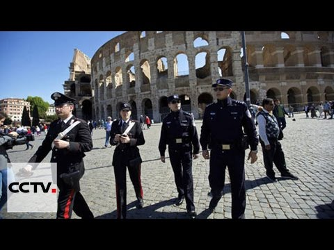 Rome and Milan jointly patrolled by Italian, Chinese police
