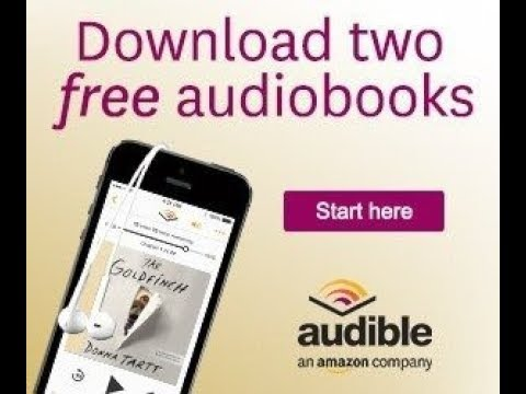 ▷【 HOW TO GET AMAZON PRIME AUDIBLE FREE AUDIOBOOKS 2018 】