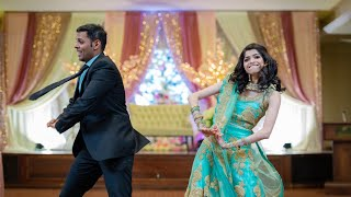 MOST ENTERTAINING COUPLE DANCE| Pehli Baar | Hero No. 1 | Balam Pichkari | ShivShwetKiShaadi |
