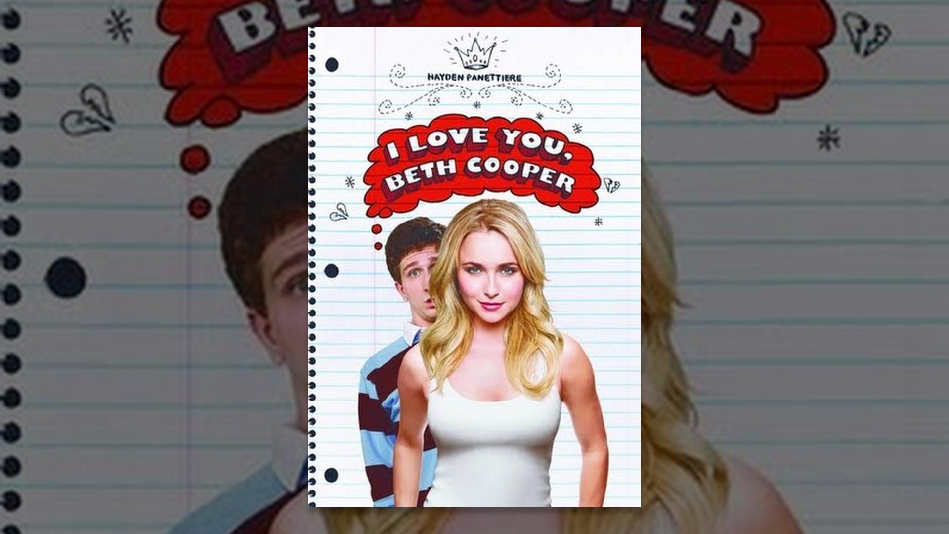 Download I Love You, Beth Cooper