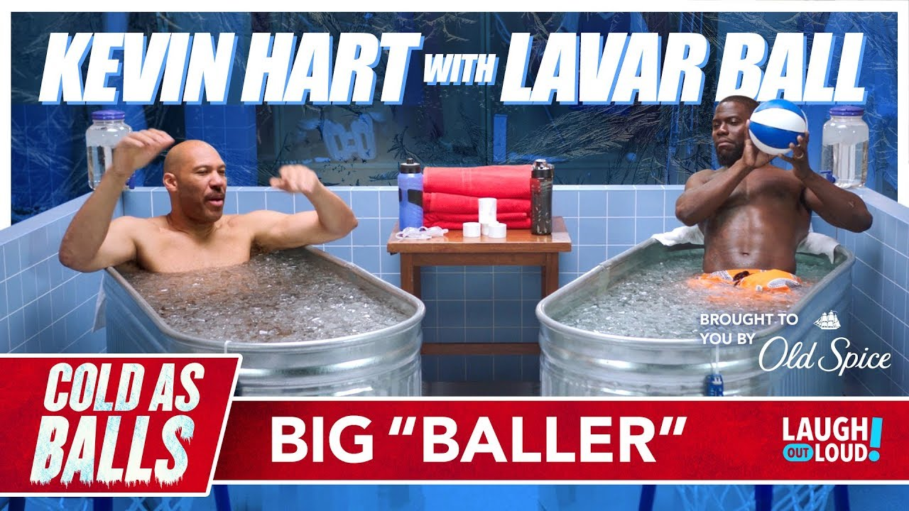 Image result for kevin hart lavar ball