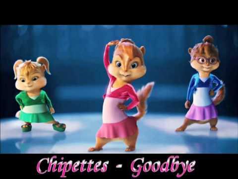kristinia debarge goodbye chipettes version