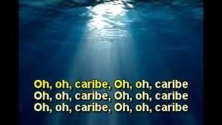 Angela Carrasco & Willy Chirino - Caribe KARAOKE [Mejor Version]
