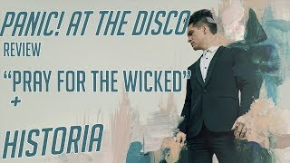 PANIC! AT THE DISCO , HISTORIA Y REVIEW PRAY fOR THE WICKED