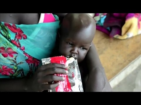 4.9 million hit by famine in South Sudan