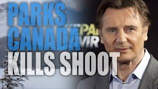 Parks Canada bars Liam Neeson film shoot over aboriginal villain
