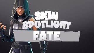 Fate Skin Spotlight (Fortnite Battle Royale)