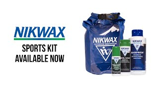SPOTLIGHT: Nikwax - Sports Kit