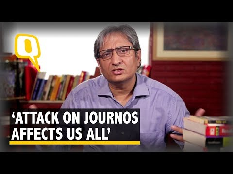 Not Just Journos, Everyone Needs to Fight For Media Freedom: Ravish Kumar