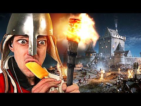 DIESER Typ stürmt deine Burg – was machst du? | Chivalry II