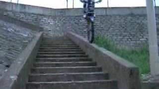 Trial Bike Stunts