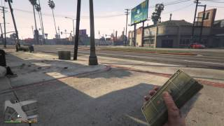 Proximity Bombs Work - GTA 5 Moments