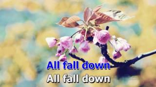 Sarah Masen | All Fall Down | Karaoke