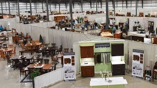 Northern Indiana Woodcrafters Association 2018 Amish Furniture Expo