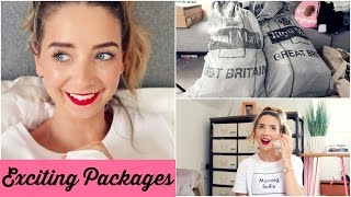 EXCITING PACKAGES