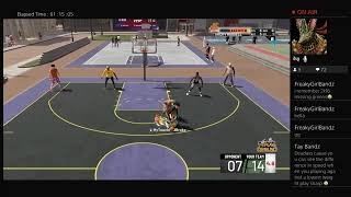 99 overall Iso God In The Toxic Stage