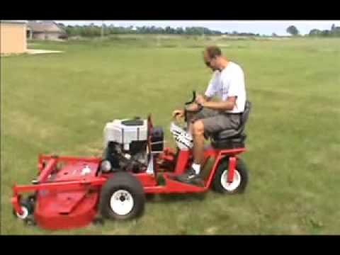 hqdefault exmark turf ranger mower with new kohler motor youtube  at soozxer.org