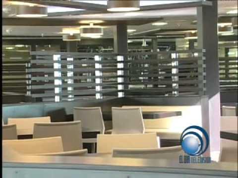 Naviera armas presenta el ferry 39 volc n del teide 39 youtube for Oficinas de naviera armas