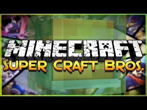 Minecraft: Super Craft Bros. - Class Confusion (Mini-Game)