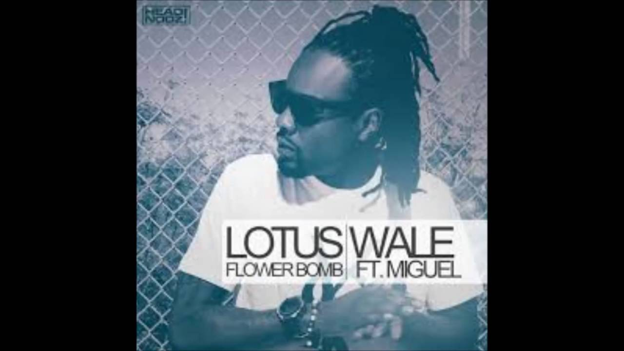 Wale Lotus Flower Bomb Ft Miguel Lyrics Image Collections Flower