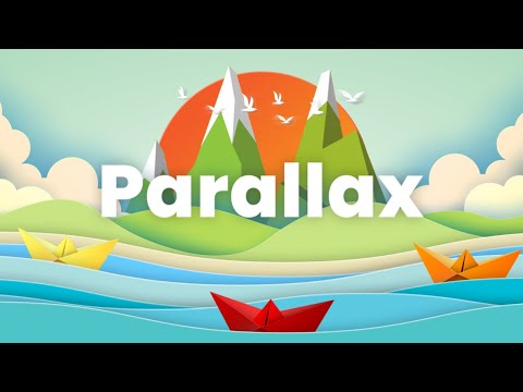 Awesome Background Parallax Effect on Mousemove | Parallax.js