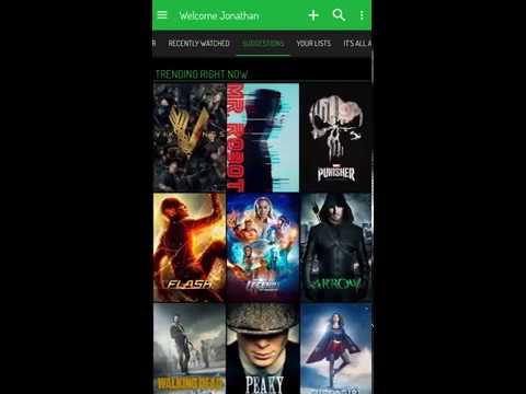 good tv show tracker apps
