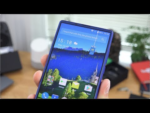 Doogee Mix Unboxing and First Impressions!