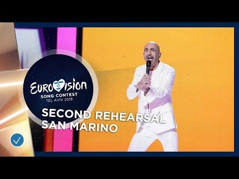 San Marino 🇸🇲 - Serhat - Say Na Na Na - Exclusive Rehearsal Clip - Eurovision 2019