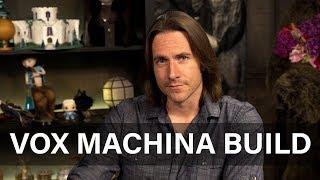 Matt Mercer Builds Vox Machina In Deadfire
