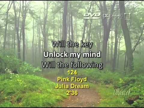 Pink Floyd - Julia Dream [Original, High Quality Stereo Sound, Subtitled]