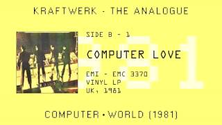 Kraftwerk - Computer World (1981) Vinyl LP, UK