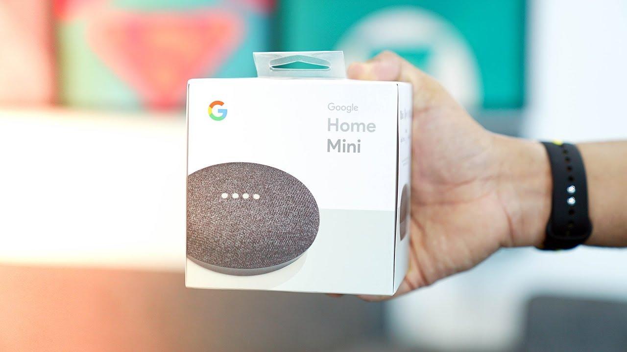 Google Home Mini in India - UNBOXING & SETUP! - YouTube