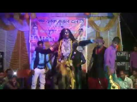 Nagendra ujala Stage show Special jhanki Kaali Maa